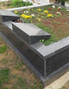 Baş Taşı Abide Komple Granit Mezar