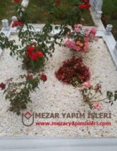 Mezar Üzeri Taş Serimi