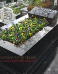Mezar Çiçeklendirme