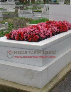 Mezar Peyzaj ve Çiçeklendirme