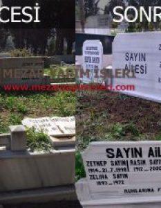 Sayın Ailesi – Nakkaştepe Mezarlığı