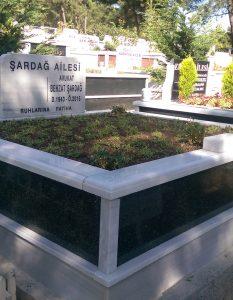 Şardağ Ailesi – Ihlamurkuyu Mezarlığı
