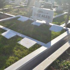 Aile Kabristanlığı Mermer Mezar Yapımı