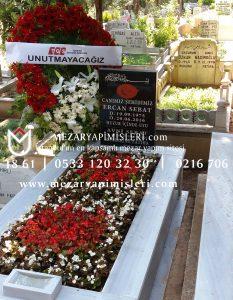 Şehit Ercan Sebat – Ümraniye Kocatepe Mezarlığı