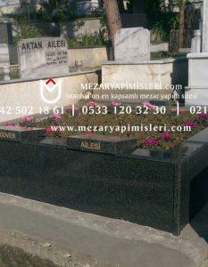 Tanrıöver Ailesi -Üsküdar Nakkaştepe Mezarlığı