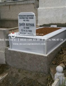 Şakir Kayhan – Gaziosmanpaşa Taşlıtarla Mezarlığı