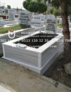 Ayşe Aydın Kurban – Yeniayazağa Mezarlığı
