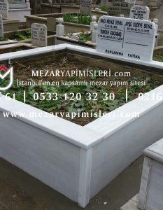 Seval Ailesi – Karacaahmet Mezarlığı
