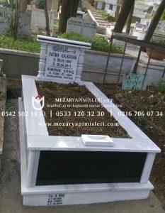 Emine Dinç ve Fatma Kalkavan – Sarıyer Aşiyan Mezarlığı