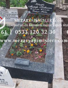 Mustafa Kalkavan – Sahrayıcedid Mezarlığı