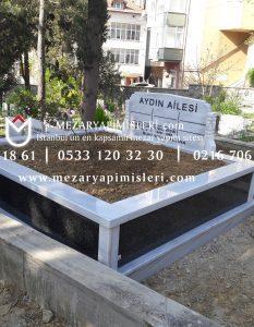 Aydın Ailesi – Çamlıca Mezarlığı