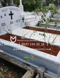Gelir Ailesi – Bakırköy Ermeni Mezarlığı